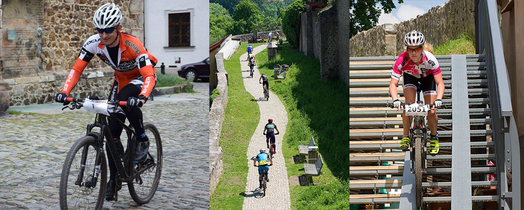 What is the course in Jihlava like?